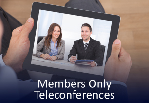 Members Only Teleconferences