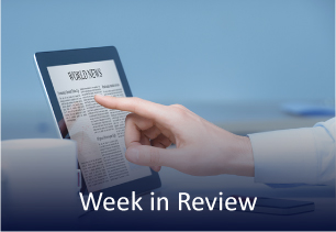 Finance, Credit & International Business Association - Week in Review