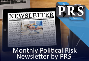 Monthly Political Risk Newsletter (PRS Group)